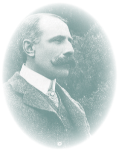 Photograph of Sir Edward Elgar - founder of Malvern Concert Club