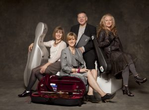 Britten Oboe Quartet - performing at Malvern Concert Club this coming season