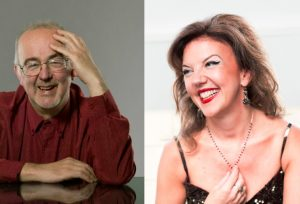 Tasmin Little and Martin Roscoe at Malvern Concert Club 25 January 2018