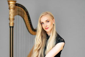 Coffee & Cake Concert: Elizabeth Bass Harp @ Elmslie House | England | United Kingdom