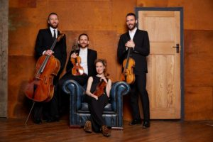 The Heath Quartet @ Forum Theatre, Malvern Theatres | England | United Kingdom