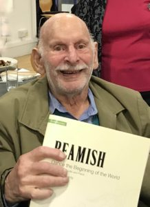 Ernie Kay - who died 2019. A staunch supporter of Malvern Concert Club