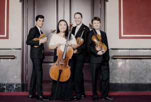 Calidore String Quartet @ Forum Theatre, Malvern Theatres | England | United Kingdom