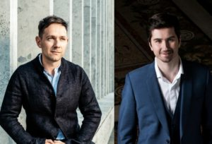 Iestyn Davies and Thomas Dunford are performing for Malvern Concert Club 19th March 2020