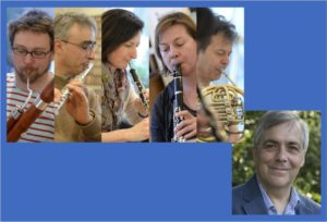 New London Chamber Ensemble @ Forum Theatre, Malvern Theatres | England | United Kingdom