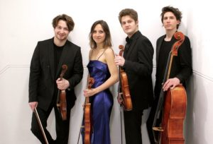 Ruisi Quartet @ Elmslie House | United Kingdom
