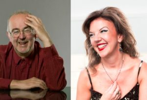 Tasmin Little and Martin Roscoe are playing at Malvern Concert Club 23 Jan 2020