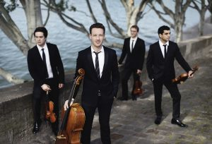 Van Kuijk Quartet - CANCELLED @ Forum Theatre, Malvern Theatres | England | United Kingdom