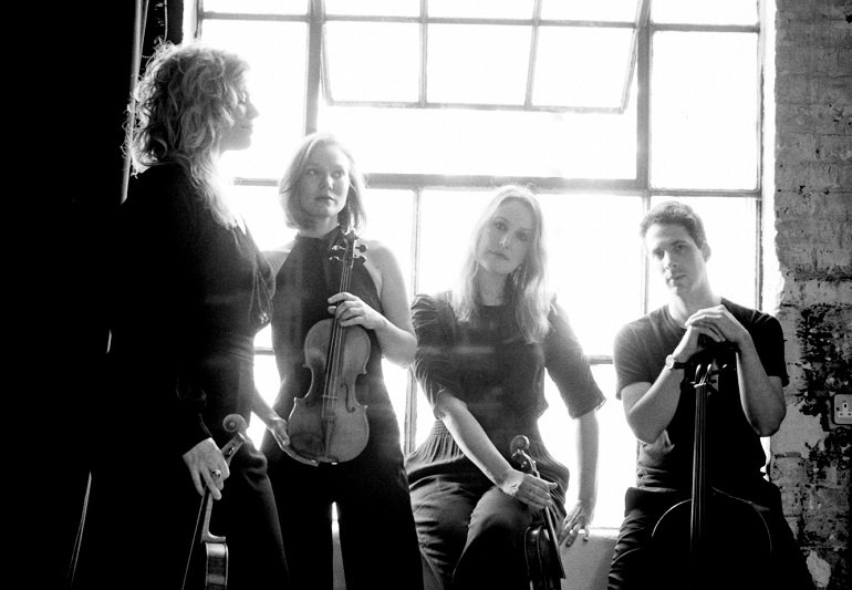 Albion Quartet by Steve Gullick - performing for Malvern Concert Club